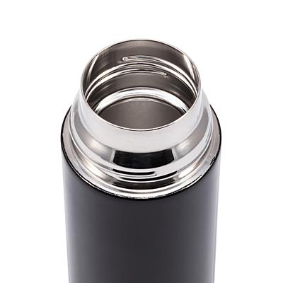 MODERN vacuum flask 290 ml, black