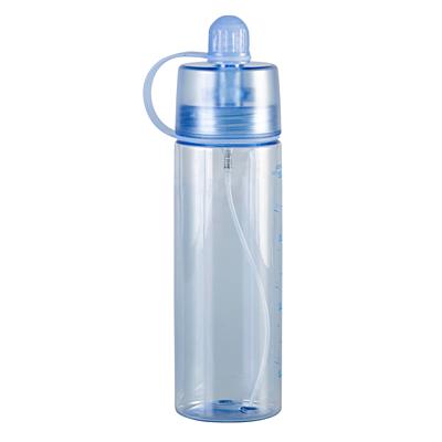 SPRINKLER sports bottle 400 ml,  blue