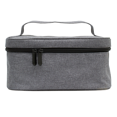 DOVER cosmetic bag,  grey