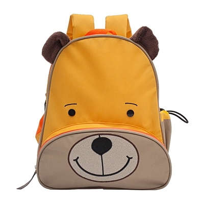 SMILING BEAR baby backpack,  multicolor
