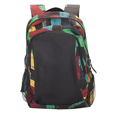 JASPER Backpack to school,  multicolor