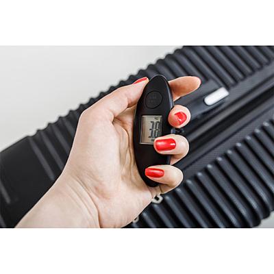 BAGCHECK digital luggage scale,  black