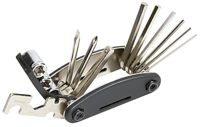 BIKER wheel tools set,  black