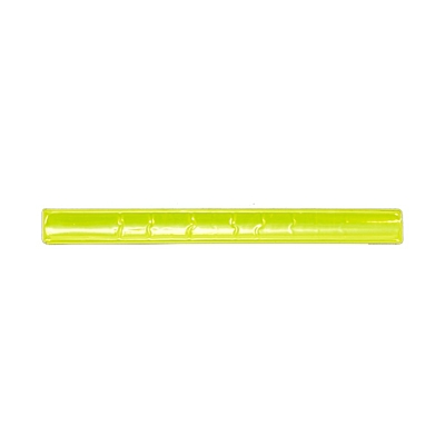 SAFETY Reflective tape on hand