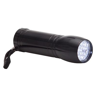 VIGIL LED Flashlight,  black