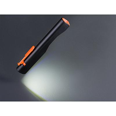 DUSKFREE multifunctional flashlight,  orange