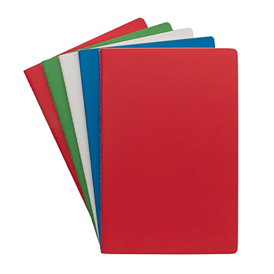 FUNDAMENTAL notebook with clean sides 140x210 / 160 pages