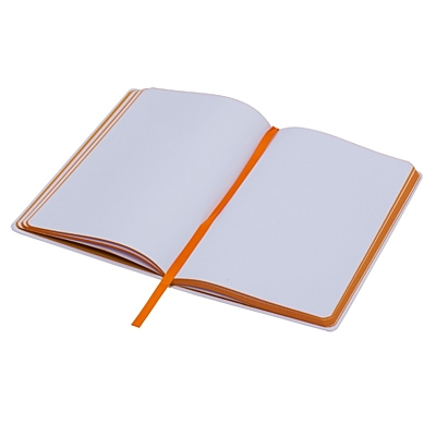 AT NOTE notebook with clean pages 130x210 / 160 pages