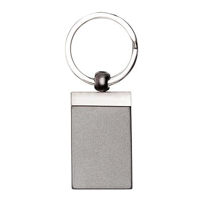 DINKY metal key ring,  graphite
