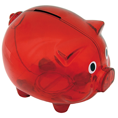 MONEYWISE money-box