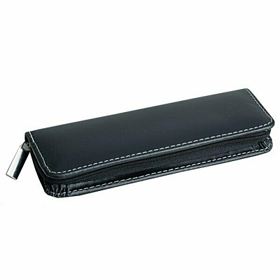 CASE case for 2 pens,  black