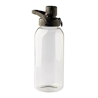 ELAN UPPER 1000 ml glass bottle, black