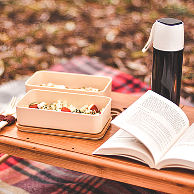 MODERN vacuum flask 290 ml, black