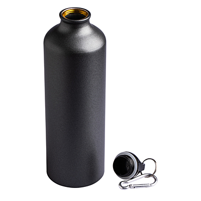 TRIPPER water bottle 800 ml, graphite