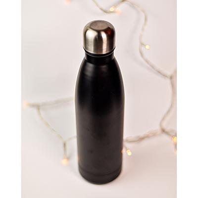 KENORA 500 ml vacuum bottle, black