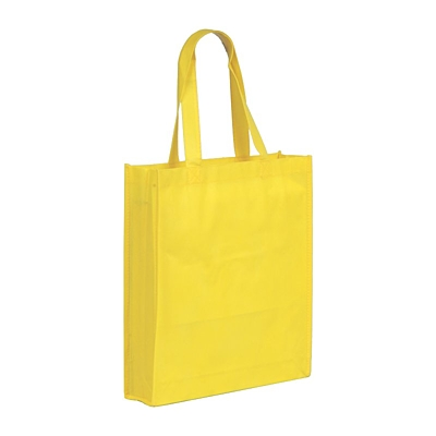 NON shopping bag made of nonwoven fabric