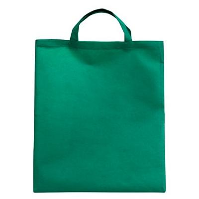 BASIC shopping bag made of nonwoven fabric