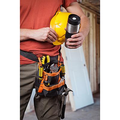 ENTOOLED tool pocket,  orange