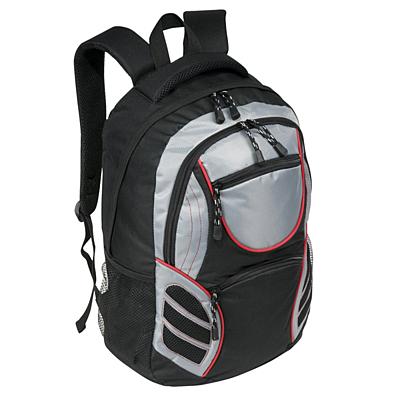 NASHVILLE Backpack to school,  black