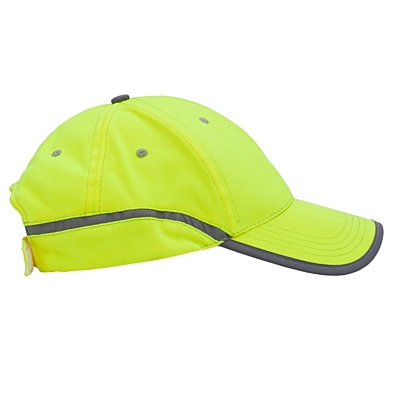 BE ACTIVE hat with reflective stripe