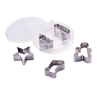 SWEETERS cake molds, transparent
