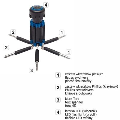 MAGNETIC tool set