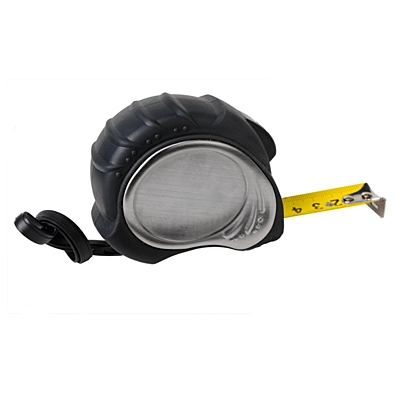 CONCRETE tape measure 5 m,  black