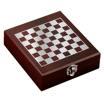 SUBLIME wine set and chess