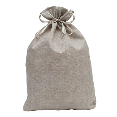 GIFT XL gift bag,  grey