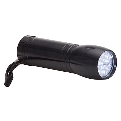 VIGIL LED Flashlight,  black