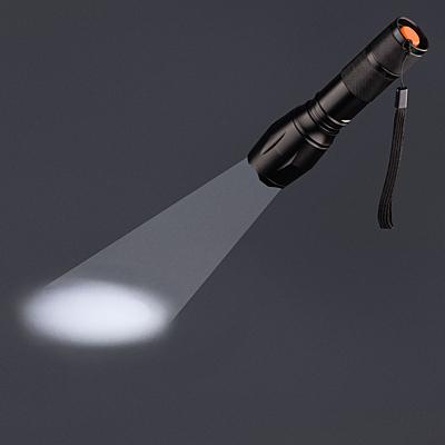 BRIGHT lamp,  black