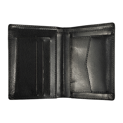 RITCH leather wallet,  black