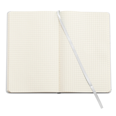 ASTURIAS notebook with squared pages 130x210 / 160 pages