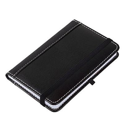 ZARAGOZA notebook,  black