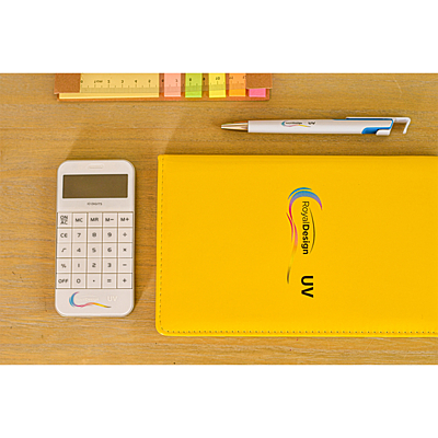 LUCENT calculator,  white