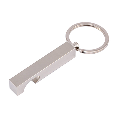 EVEN key ring,  silver