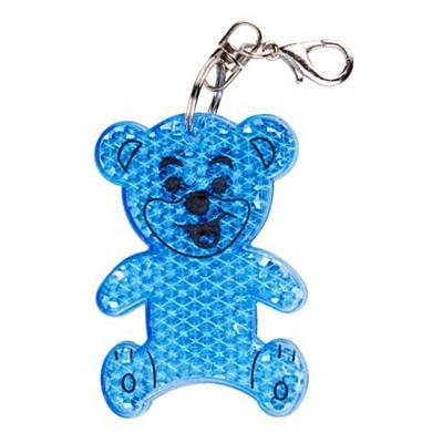 TEDDY RING reflective key ring