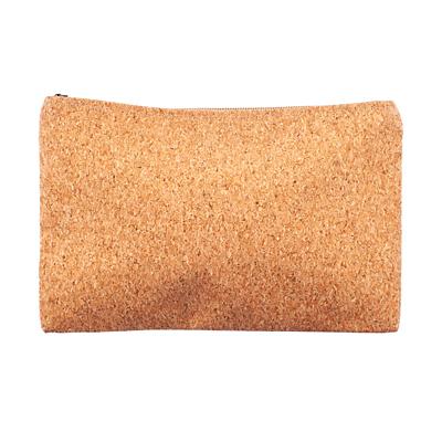 CORKCASE toiletry bag, beige