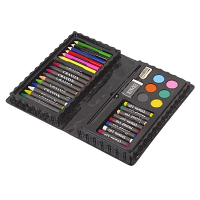FUNNY drawing set,  black