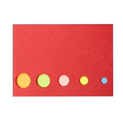 MEMO set of sticky notes