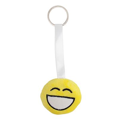HAPPY THREE plush toy,  yellow