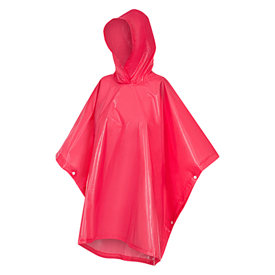 RAINBEATER children raincoat in a case