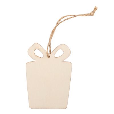 GIFT decoration, beige